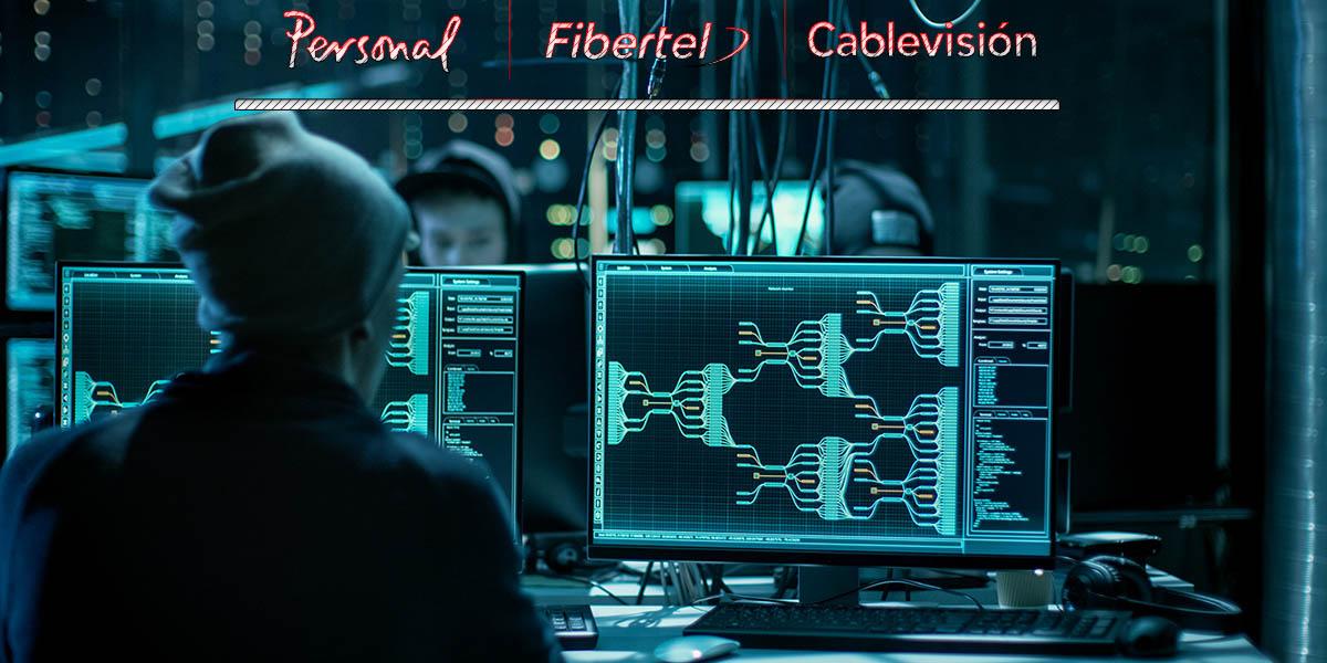Hackean Fibertel y piden 15 millones de dolares