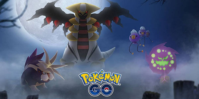 Halloween en Pokémon Go