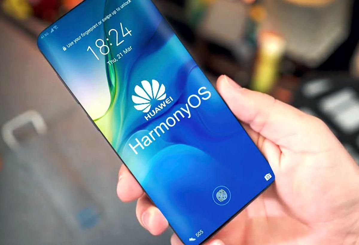 HarmonyOS Huawei moviles 2020