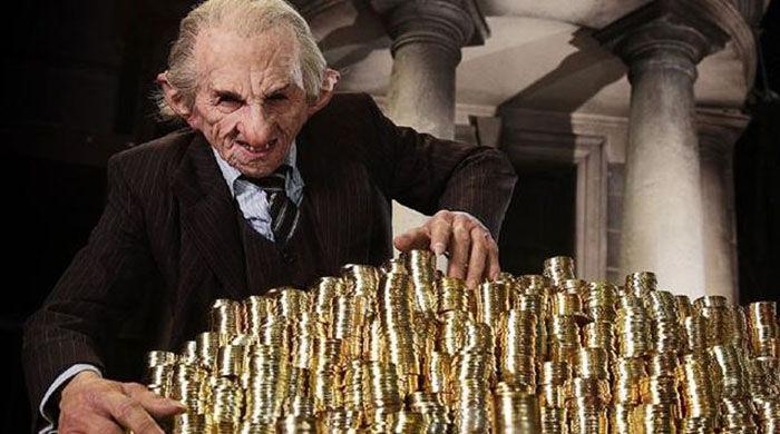 Harry Poter Wizards Unite oro