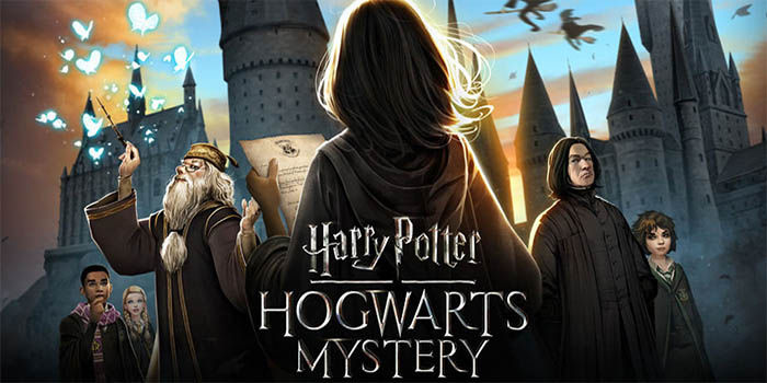 Harry Potter Hogwarts Mistery