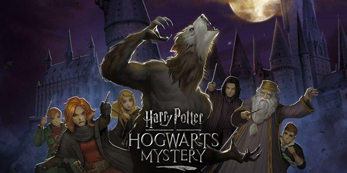 Harry Potter Hogwarts Mystery halloween