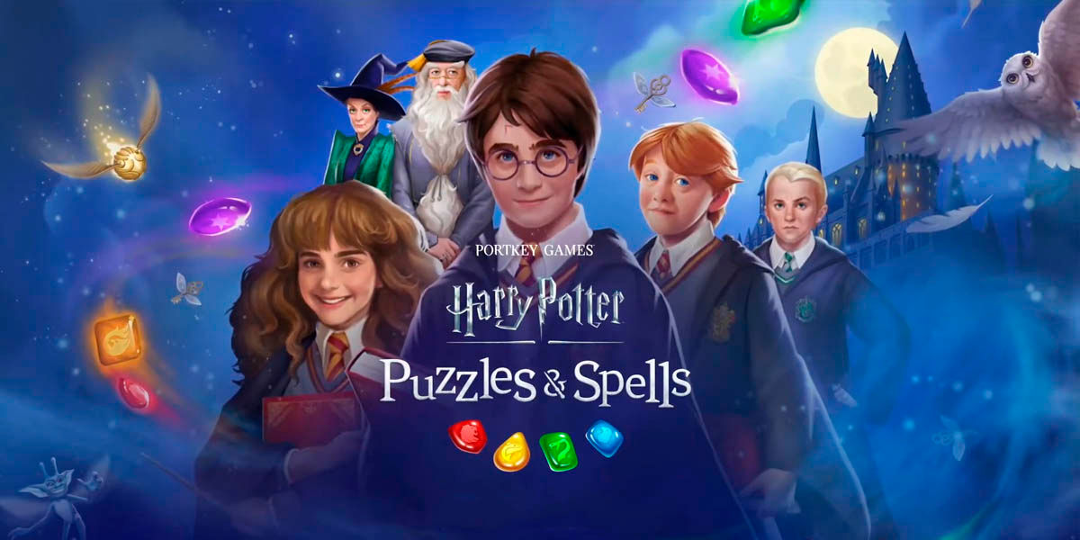 Harry Potter Puzzles & Spells nuevo juego android