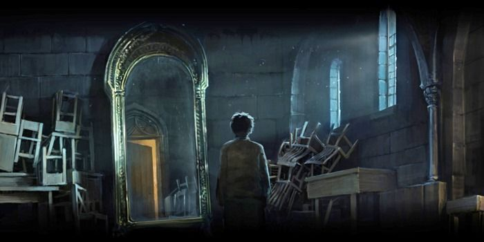 Harry Potter Wizard Unite mirror