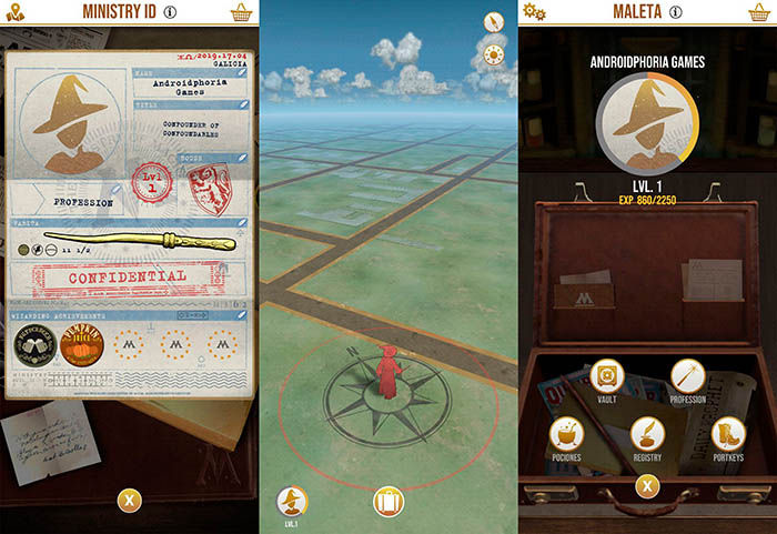 Harry Potter Wizards Unite Androidphoria