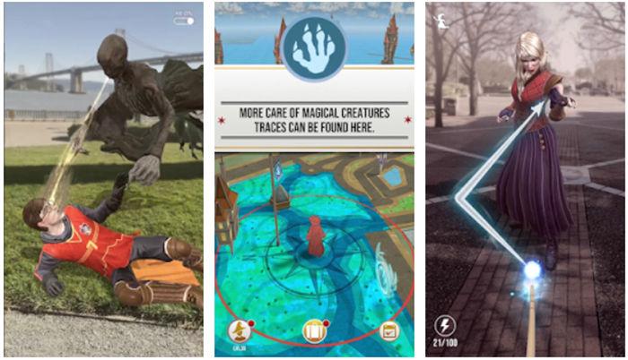 Harry Potter Wizards Unite Beta Play Store