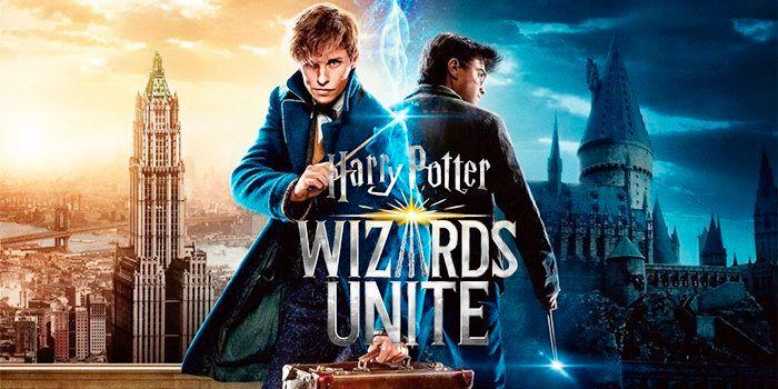 Harry Potter Wizards Unite Niantic