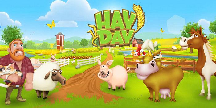 Hay Day Actualizacion