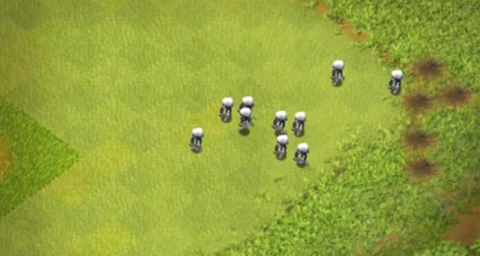 Hechizo de esqueletos Clash of Clans