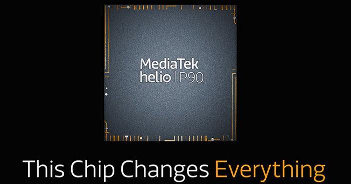 Helio P90 procesador MediaTek