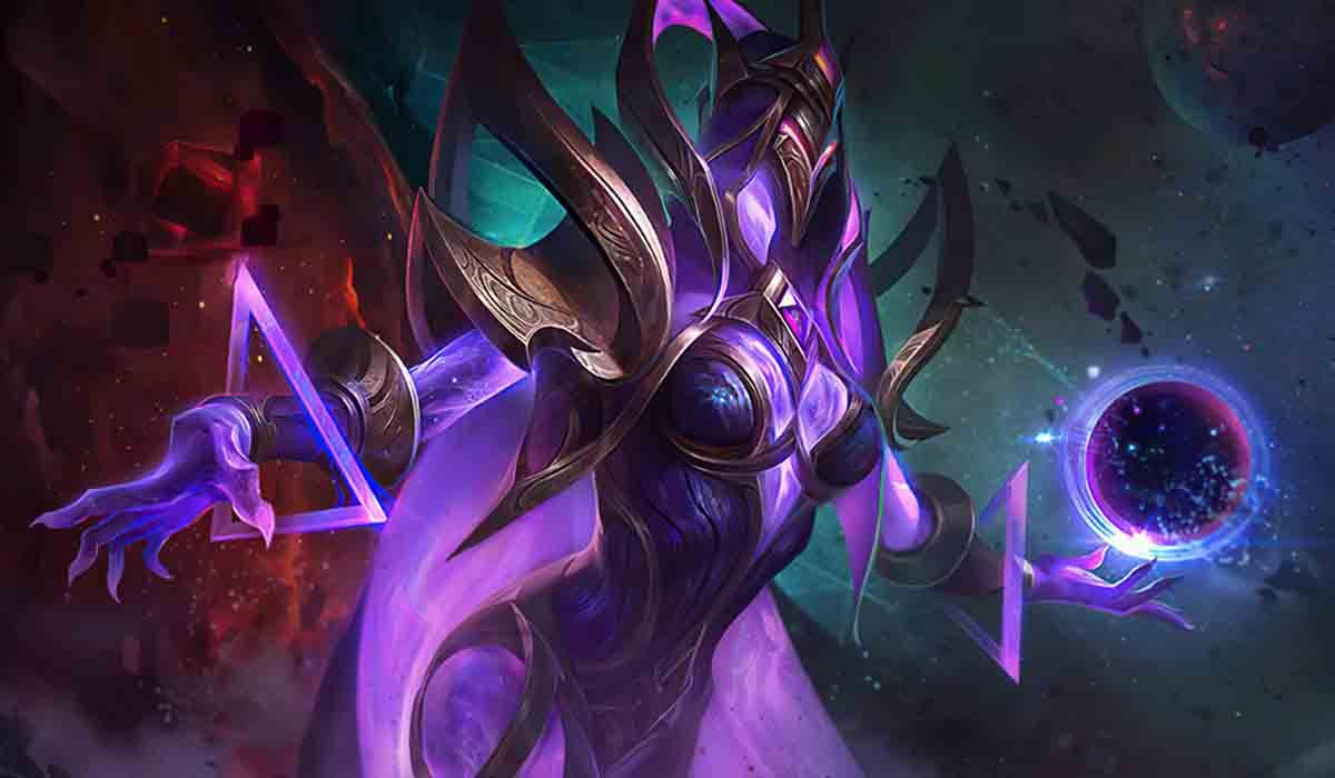 Héroes Mobile Legends Magos