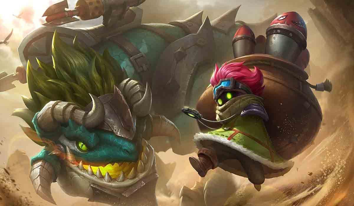 Héroes Mobile Legends Tanques