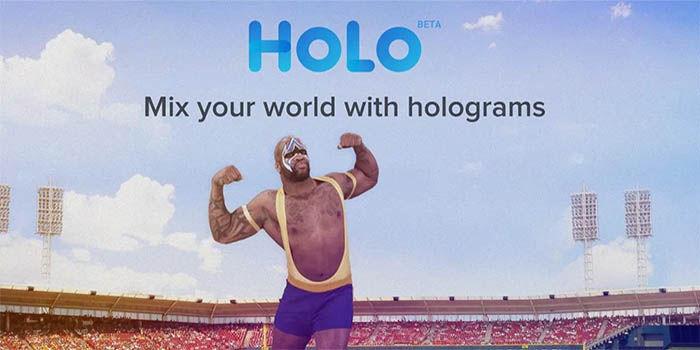 Holo Holograms la aplicacion de hologramas en la Google Play