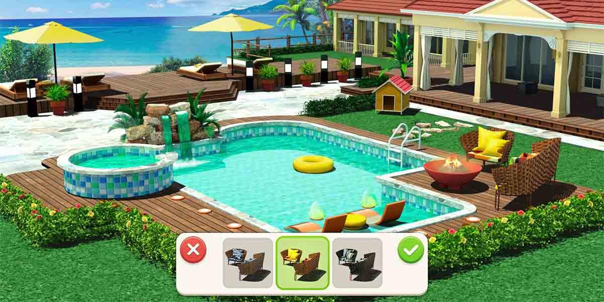 Home Design: Caribbean Life decorar casas