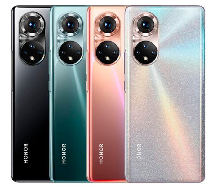 Honor 50 Pro diseño