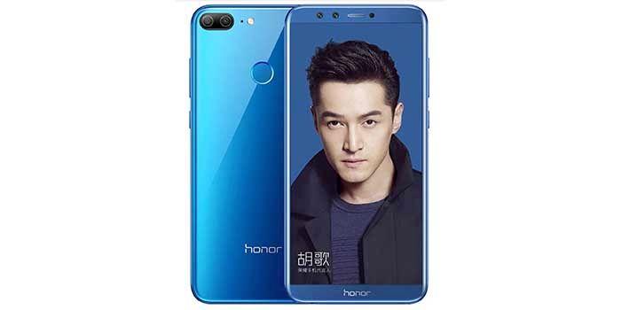 Honor 9 Lite oficial azul