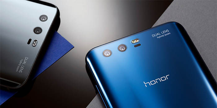 Honor 9 lite colores