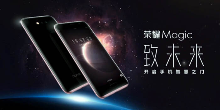 Honor Magic: El exclusivo teléfono de 500 euros que se venderá en China