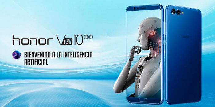 Honor View 10 especificaciones