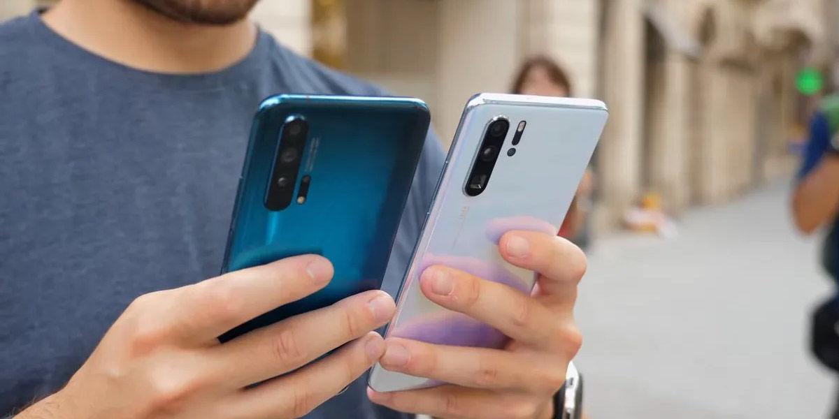 Honor vs Huawei diferencias