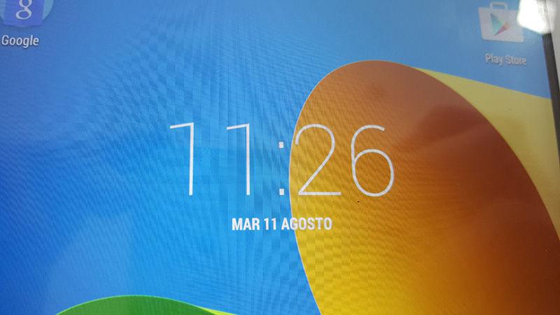 Hora correcta en Android
