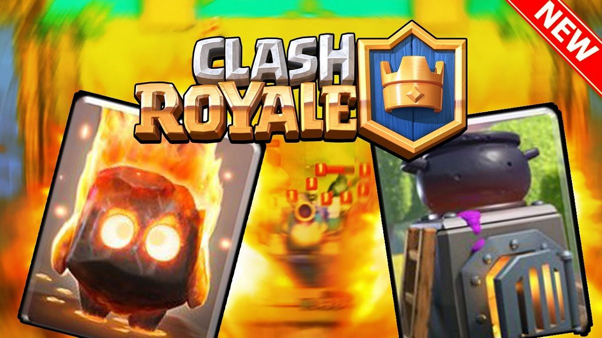 Horno Clash Royale