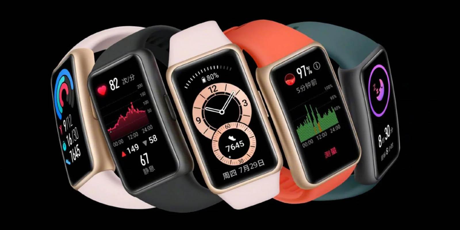 Huawei Band 6 Pro características especificaciones
