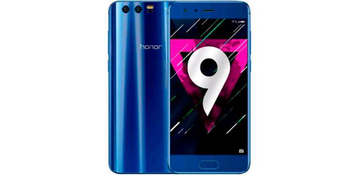 Huawei Honor 9 oferta 1 euro