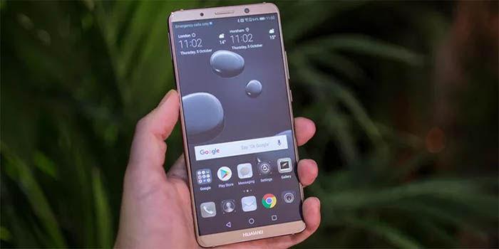Huawei Mate 10 Pro el antecesor del Mate 20 Pro
