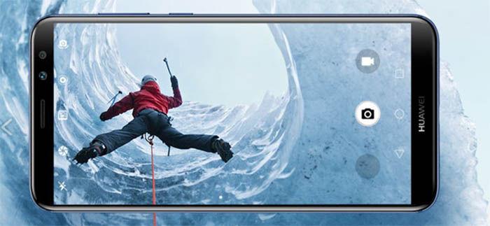 Huawei Mate 10 camara