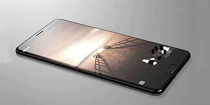 Huawei Mate 10 render