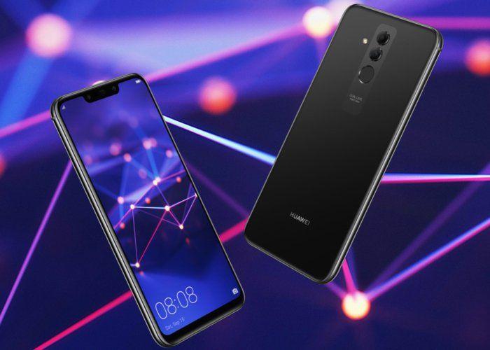 Huawei Mate 20 Lite precio y detalles