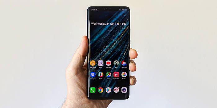 Huawei Mate 20 Pro pantalla