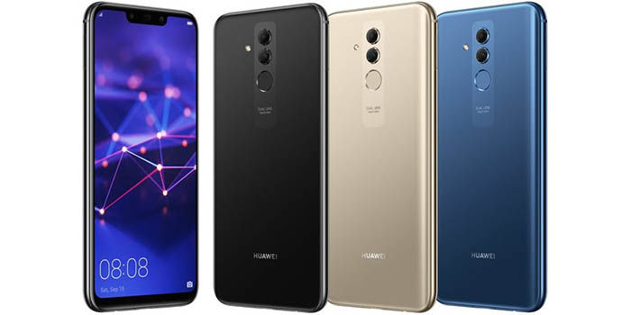 Huawei Mate 20 colores