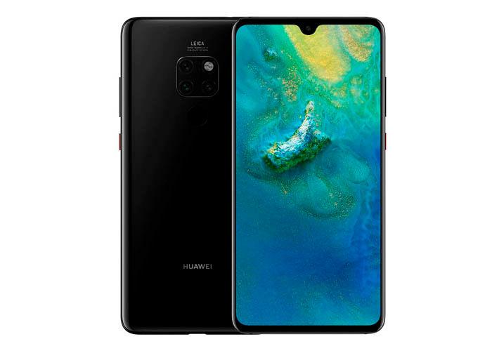 Huawei Mate 20 especificaciones