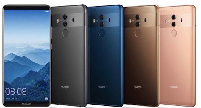 Huawei Mate 20 y pro