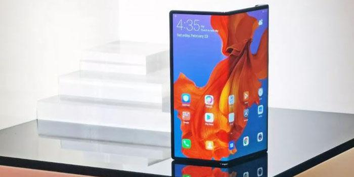 Huawei Mate X lanzamiento octubre
