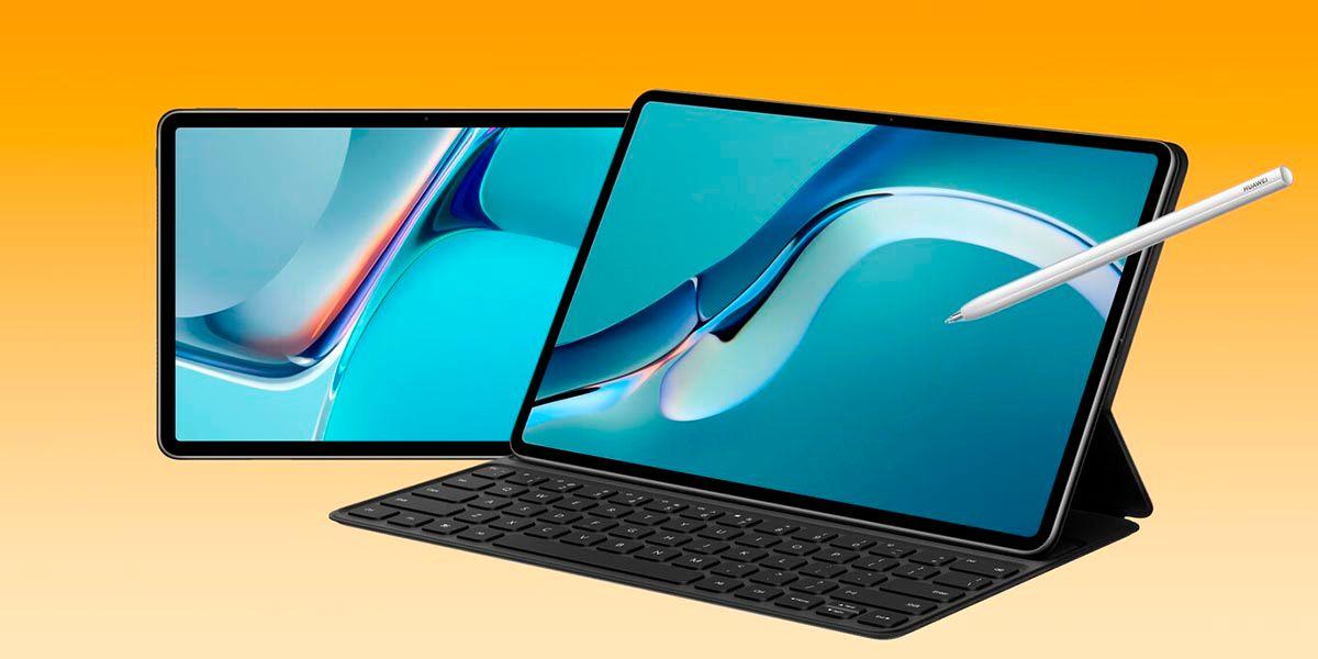 Huawei MatePad 11 y MatePad Pro especificaciones y precio