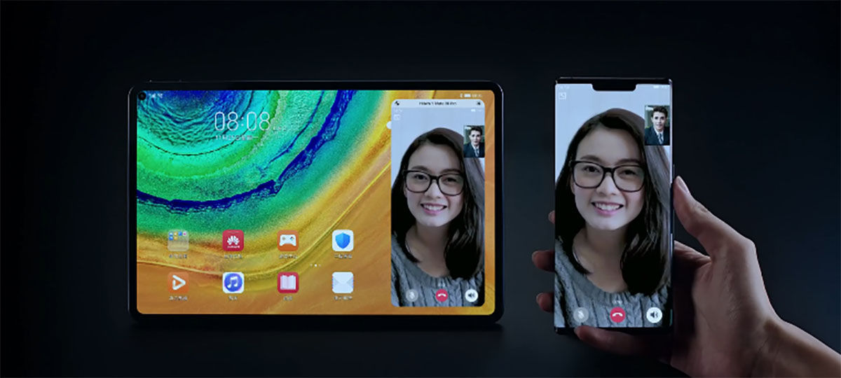 Huawei MatePad Pro con Android 10 y EMUI 10