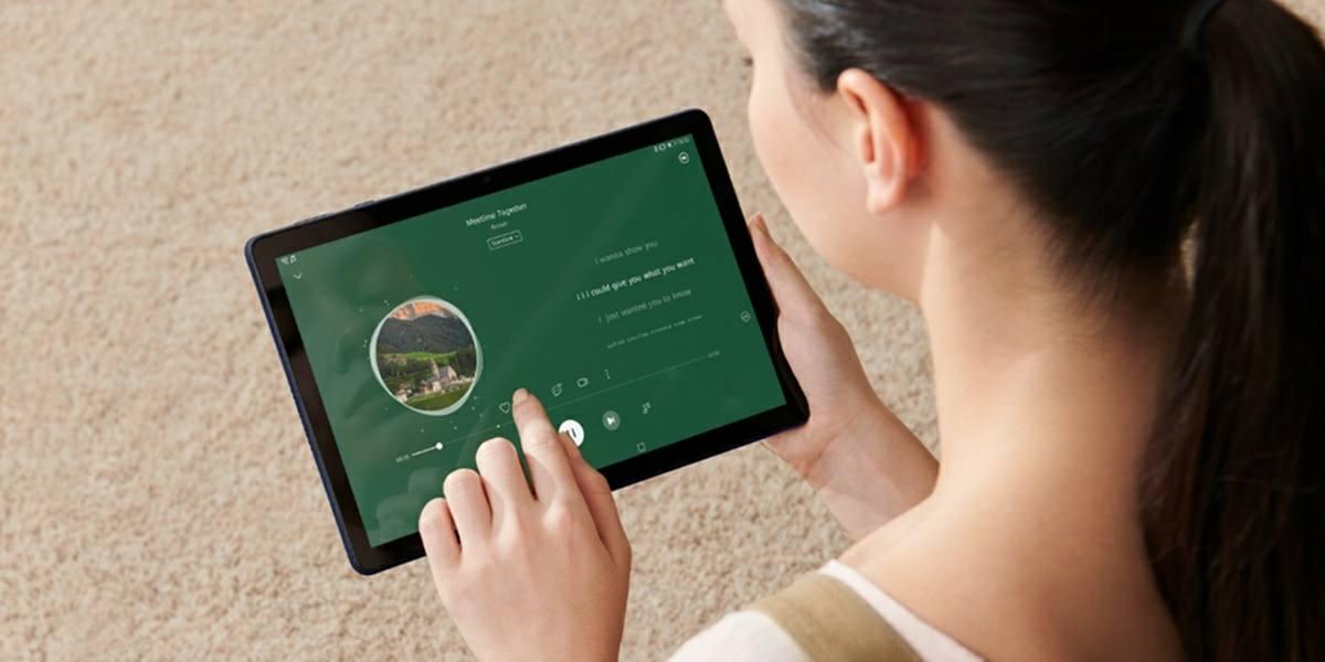 Huawei MatePad T 10S caracteristicas