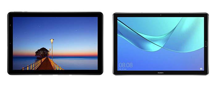 Huawei MediaPad M5 Pro vs Chuwi Hi9 Plus