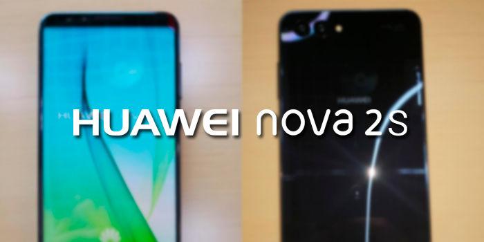 Huawei Nova 2S especificaciones(detalles) filtradas