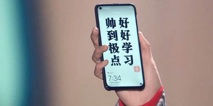 Huawei Nova 4 presentacion