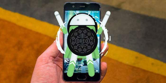 Huawei P10 con Oreo