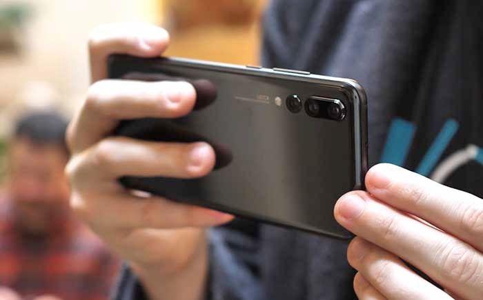 Huawei P20 Pro cámara