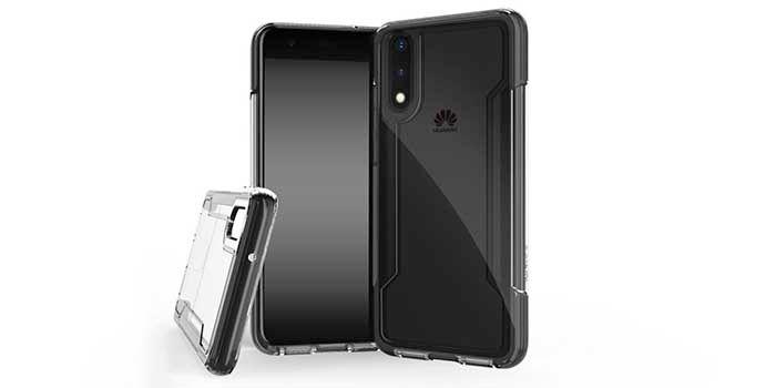 Huawei P20 doble camara y funda