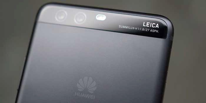 Huawei P20 lanzamiento