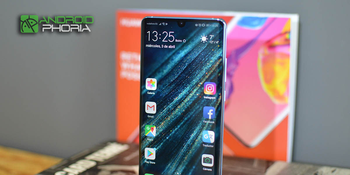 Huawei P30 Pro analisis primeras impresiones 2