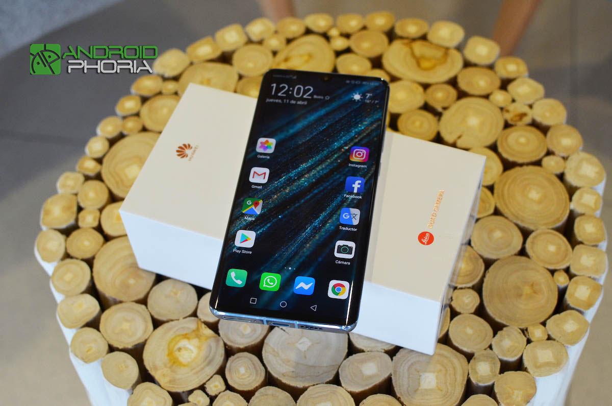 Huawei P30 Pro aspecto 1