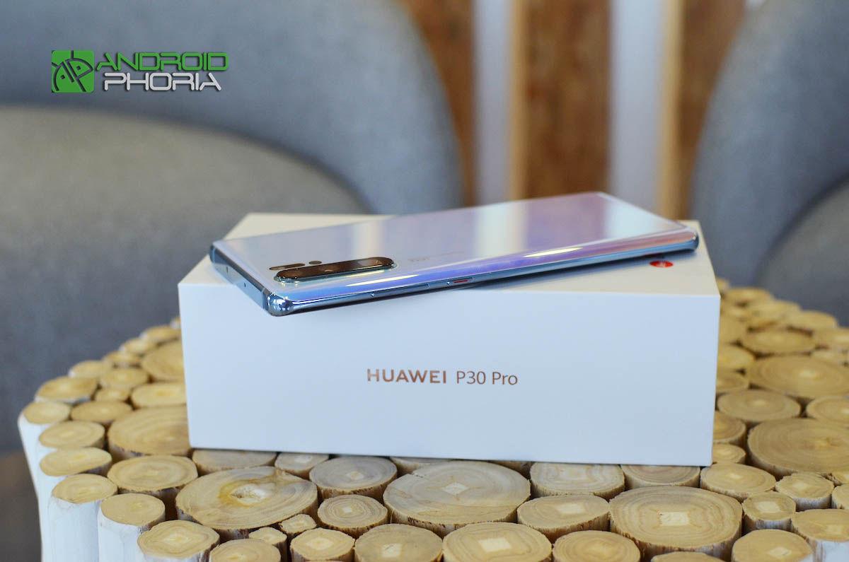 Huawei P30 Pro aspecto 2